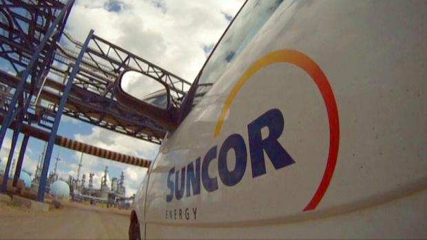 Suncor truck