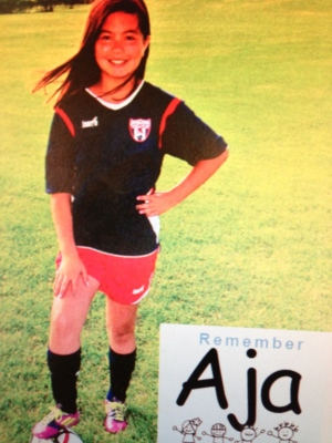 Aja Chandler, 11, of Belle River, died tragically last week. (Courtesy of the Chandler family)