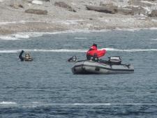 Police divers search for car in Cape Breton