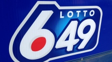 Lotto 6-49 draw won ticket purchased Ontario