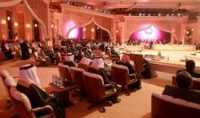 Arab League summit in Doha, Qatar, March 26, 2013.