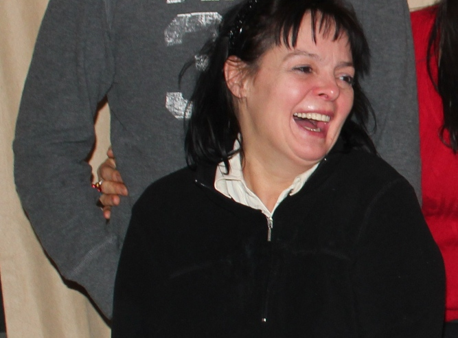 Catherine Todd is seen in this family photo from December 2012.