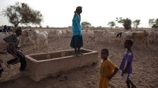 Drought Africa UN convention Canada