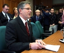 'Rogue' Tory says he's loyal to Harper