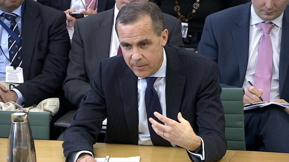 Mark Carney has defended his compensation, saying he's moving from one of the least expensive capitals in the world to one of the most expensive.