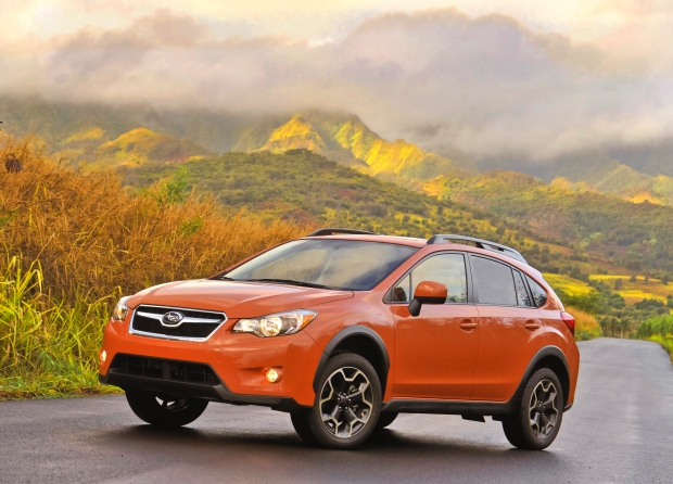 subaru to sell off road capable xv crosstrek hybrid ctv news autos. Black Bedroom Furniture Sets. Home Design Ideas