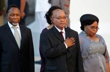 Jacob Zuma says Nelson Mandela has recovered