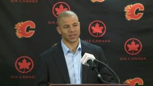 CTV National News: Iginla sad to leave Calgary