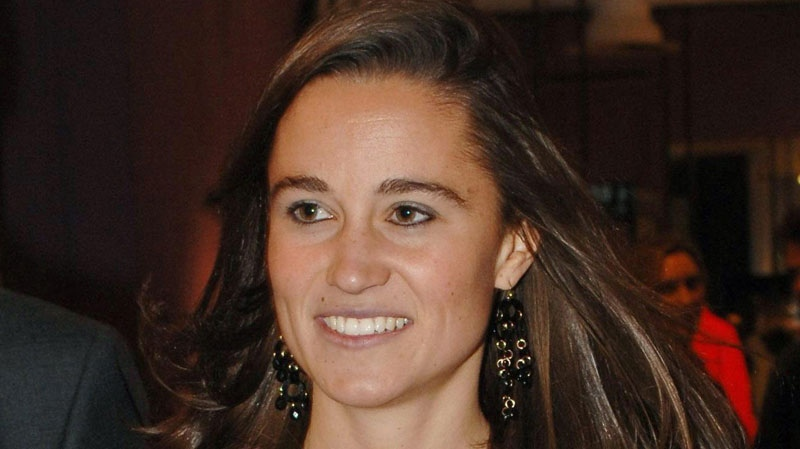 Philippa Middleton, sister of Kate Middleton who is engaged to be married to Prince William, in London, is seen in this image taken, Nov. 28, 2007. (AP / Fiona Hanson/PA Wire)