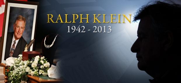 Ralph Klein main
