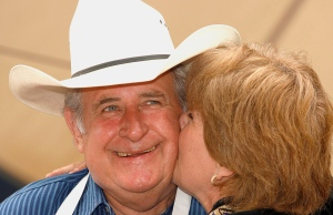 Ralph Klein, who became a national figure as Alberta's 12th premier, passed away at the age of 70 on March 29, 2013. CTVNews.ca takes a look at some of the highlights of Klein's storied political career. (CP PHOTO / Larry MacDougal)