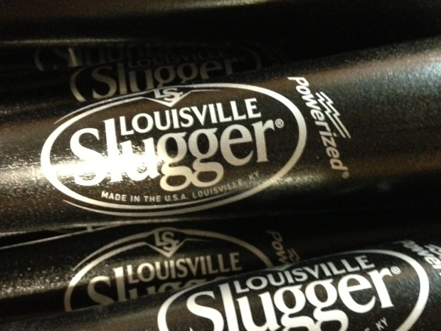on opening day iconic louisville slugger rolls out new
