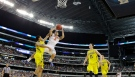 Canadian guard Nik Stauskas helps Michigan secure Final Four spot