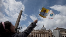 Pope Francis to pray at tomb of Peter