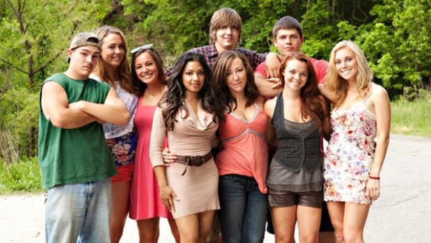 Cast of the MTV reality series 'BUCKWILD'