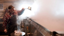 Cold weather ideal for maple syrup farmers