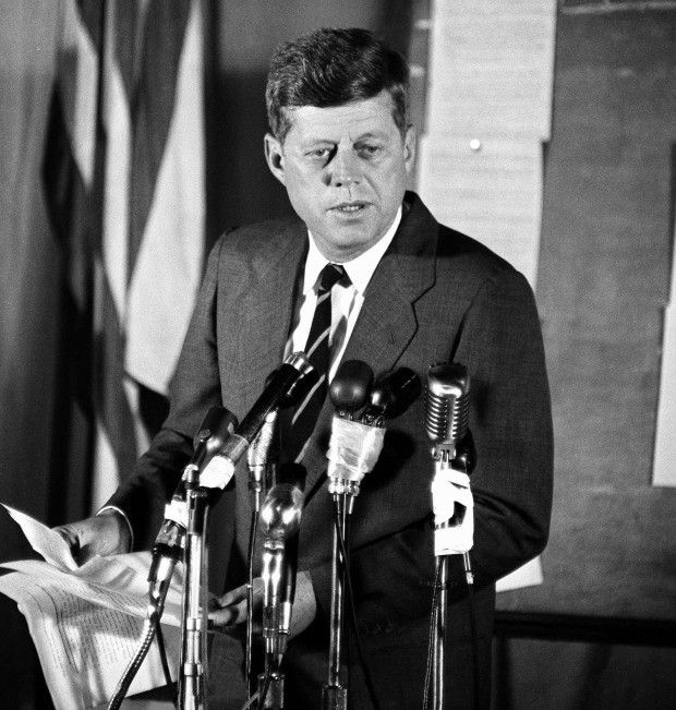 What if JFK had lived?