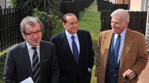 Berlusconi ally won't support Monti