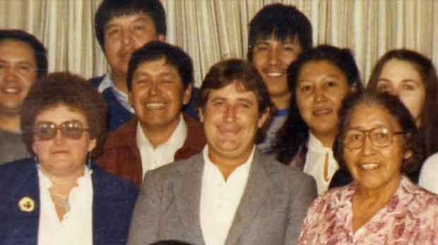 Blackfoot Band Administration 1982.