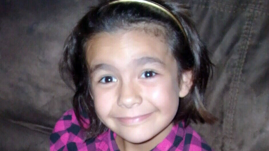 Krymzen, 10, was rescued after falling through ice on the North Saskatchewan River on Sunday, March 31, 2013.