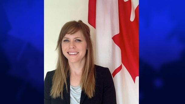 Canada mission in Iraq Stephanie Duhaime