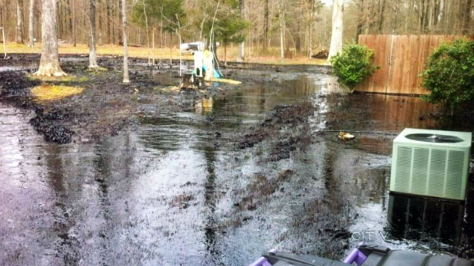 Arkansas Cleanup Underway After Millions Of Litres Of