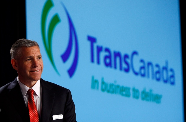 TransCanada Corp CEO Russ Girling on April 27 2012