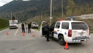 Shooting near Canada/U.S. border crossing sets off manhunt in B.C.
