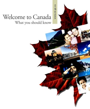 Welcome to Canada guide