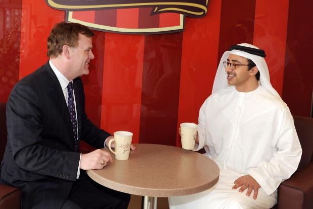 John Baird UAE visas