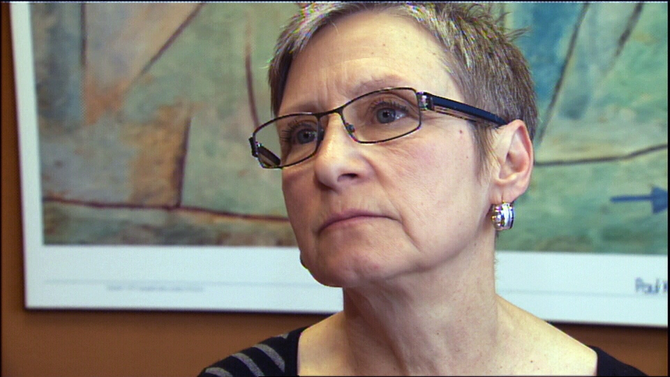 Dr. Carol Sawka, vice-president of clinical programs and quality initiatives at Cancer Care Ontario, speaks to CTV News on Tuesday, April 2, 2013.