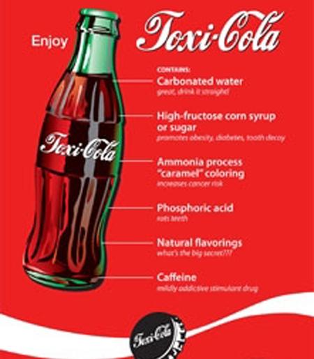 Phosphorsäure Cola