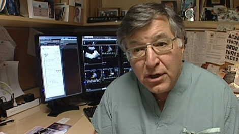 Dr. Edward Lyons, president of the Canadian Association of Radiologists, believes that specialists should undergo regular peer reviews. Feb. 16, 2011. (CTV)