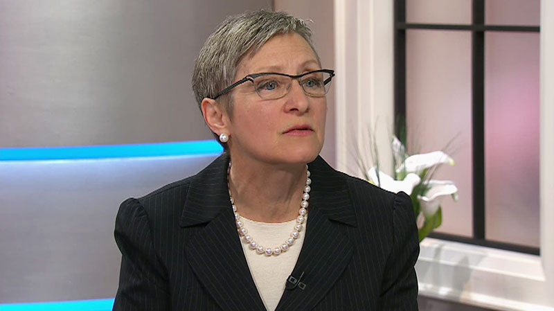 Dr. Carol Sawka of Cancer Care Ontario speaks to Canada AM about the diluted chemo drug issue, Wednesday, April 3, 2013.