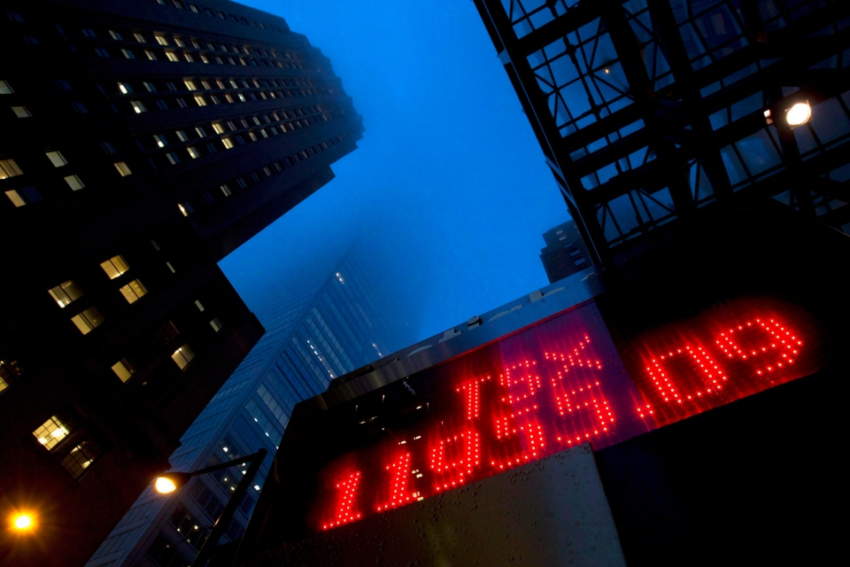 The S&P/TSX composite index gained 20.28 points to 14,229.87 as energy and gold stocks rose alongside oil and bullion prices.