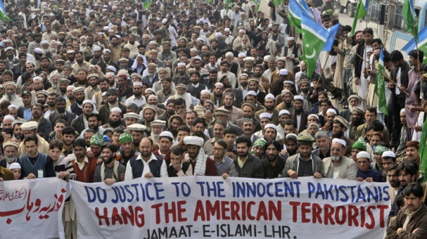 Pakistan: Victims' brothers don't want U S  money | CTV News