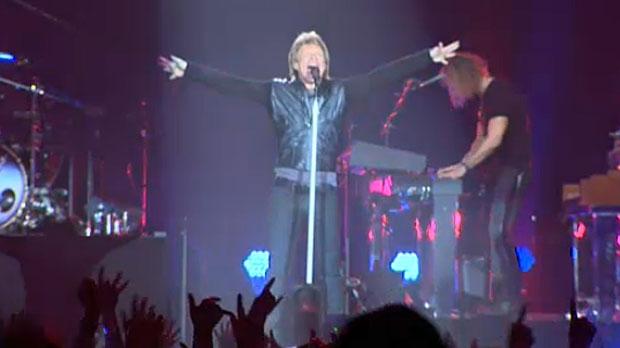 Bon Jovi alleged donation to Homeless Foundation