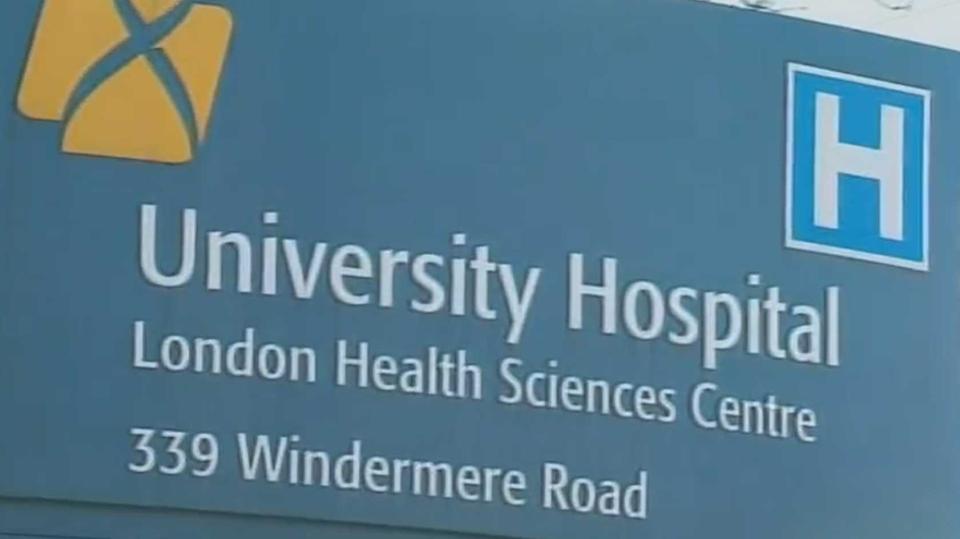 university hospital london ontario