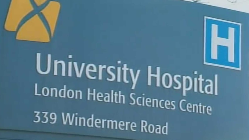 LHSC, University Hospital, London hospital