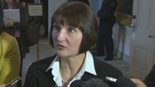 Education Minister Ramona Jennex