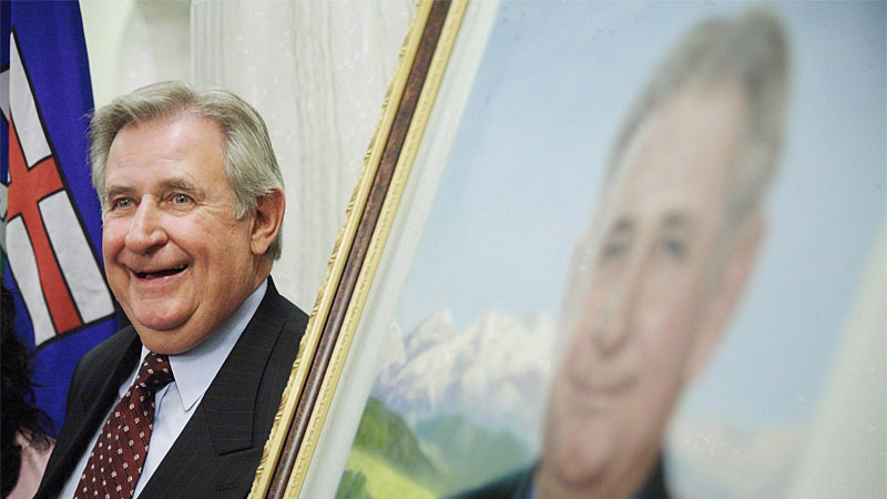 Ralph Klein died on March 29, 2013. Klein had been in hospital and later continuing care since September 2011 for frontotemporal dementia, complications from chronic obstructive pulmonary disease and complications from pneumonia.