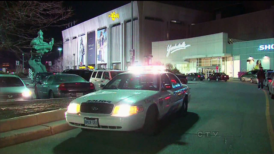 Toronto police have confirmed that the shooting at a Toronto mall that left one man dead and another injured over the weekend is connected to gang activity.