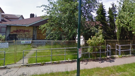 Two homes on Boundary Road in Vancouver have been seized by the B.C. government because they hosted marijuana grow-ops. (Google Maps)