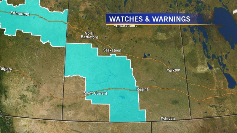 freezing rain warnings