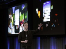 Facebook announces Facebook Home