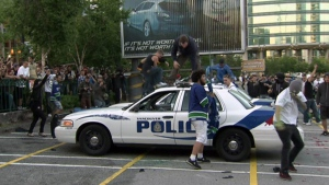 CTV News Channel: Rioter to learn his fate