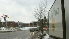 The University of Waterloo campus is seen in Waterloo, Ont. on Friday, Feb. 18, 2011.