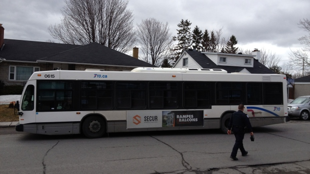 Gatineau Bus Drivers Sent Home Without Pay As Sto Cancels