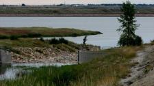 Rafferty Reservoir