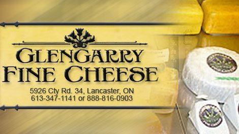 Regional Contact - Glengarry Cheese
